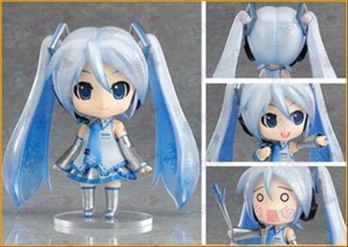 Q-97 # snow Hatsune doll face Transplantation