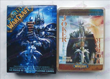 Hardcover edition of Poker (World of Warcraft-Zubehör)