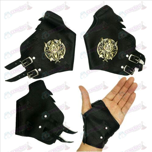 final fantasy accessoires handschuhe kupfer wolf kopfhaut final fantasy accessoires handschuhe. Black Bedroom Furniture Sets. Home Design Ideas