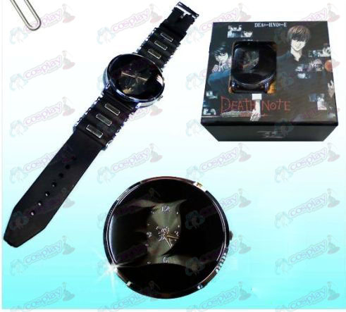 Death Note AccessoriesL schwarz Uhren