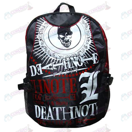 Death Note Zubehör Backpack