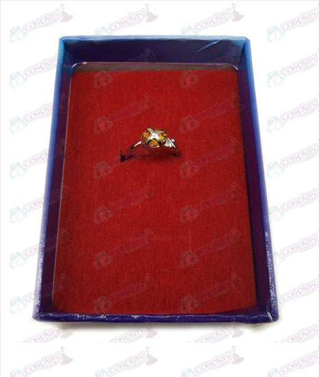 Shakugan no Shana Edelstein-Ringe (kleine orange)