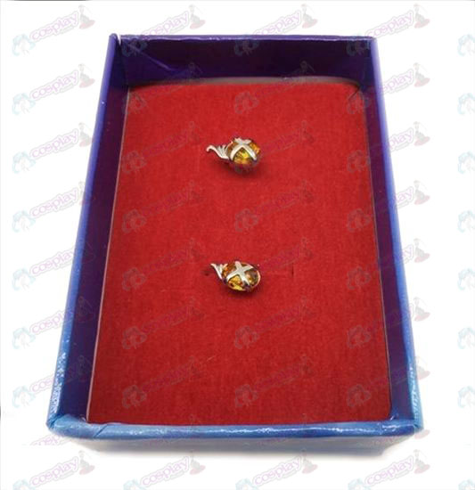 D Shakugan no Shana Ohrschmuck (orange)