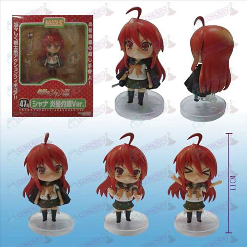 Q-47 # Shana doll face Transplantation