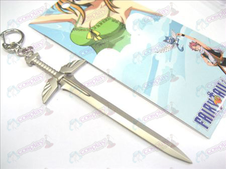 Fairy Tail Schnalle Messer