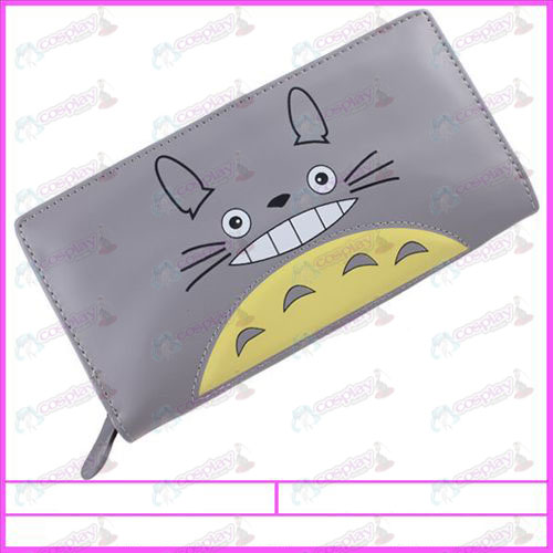 My Neighbor Totoro AccessoriesPVC lange Brieftasche