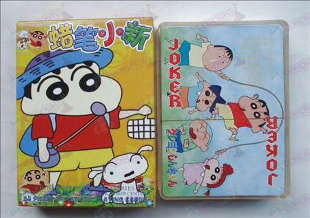 Hardcover edition of Poker (Crayon Shin-chan-Zubehör)