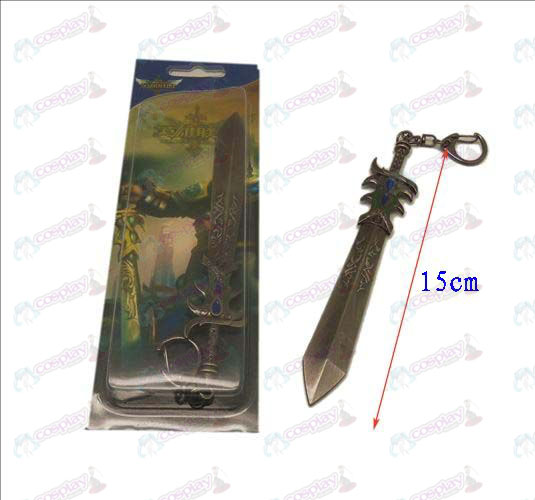 League of Legends Zubehör Knife Schnalle 14 (Pistole Farbe) Farbe