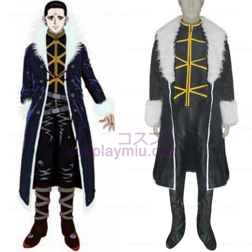 Hunter X Hunter Kuroro Lucifer Cosplay Kostüme