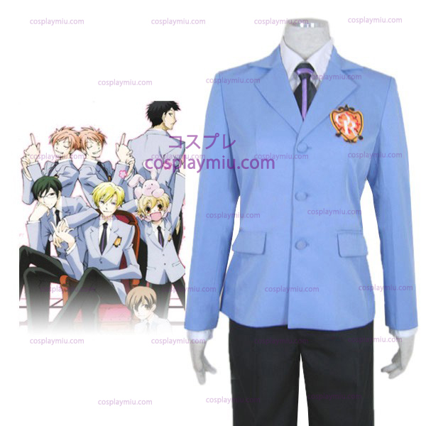 Ouran High School Host Club Halloween Cosplay Kostüme
