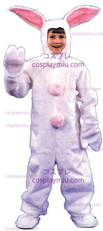 Bunny Suit Child 6 8 Weiß
