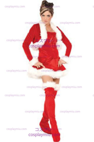 Frau Claus Adult Medium