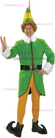 Buddy Die Elf Dlx Adult Large