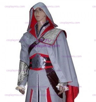 Assassins Creed Brotherhood Ezio Cosplay