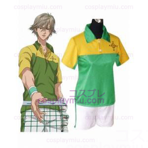 The Prince Of Tennis Shitenhoji Middle School Sommer Uniform Cosplay Kostüme