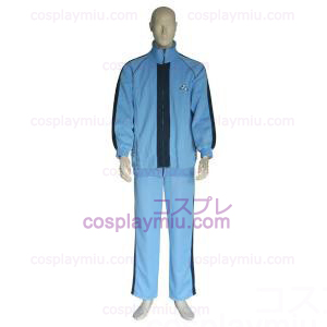 The Prince Of Tennis Jyousei Shounan Light Blue und Black Cosplay Kostüme