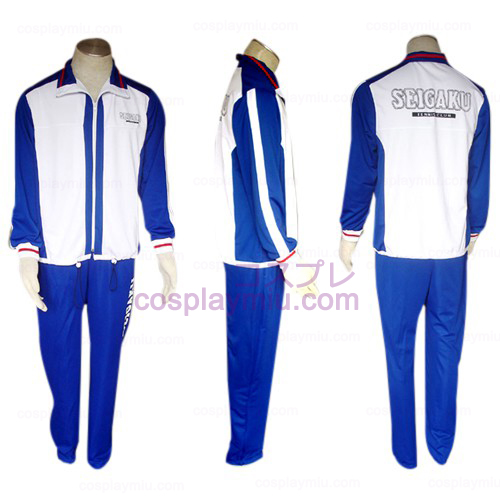 Prince Of Tennis Seigaku Cosplay Kostüme