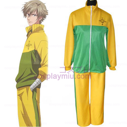 Prince Of Tennis Shitenhoji Middle School Winter-Uniform Cosplay