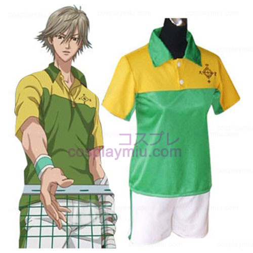 Prince Of Tennis Shitenhoji Middle School Sommer Uniform Cosplay