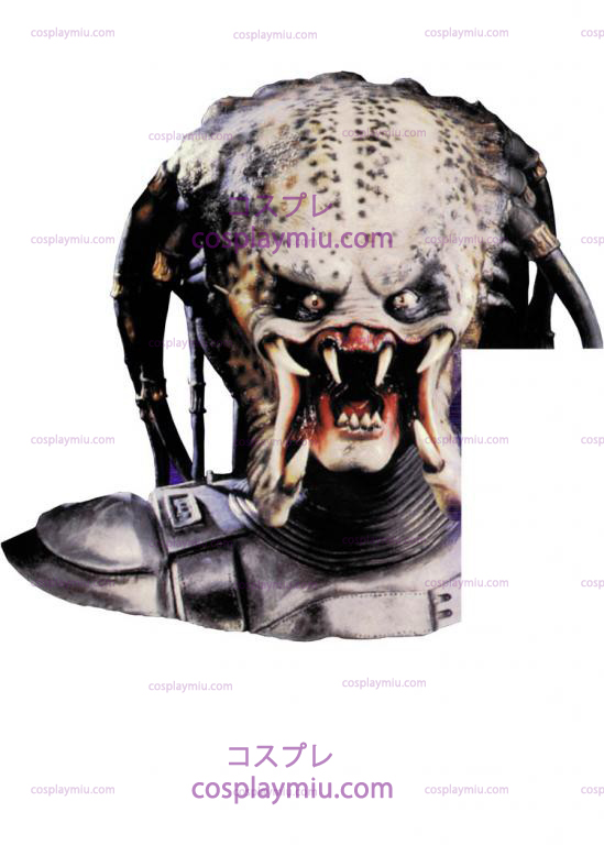 Collectors Edition Predator Mask