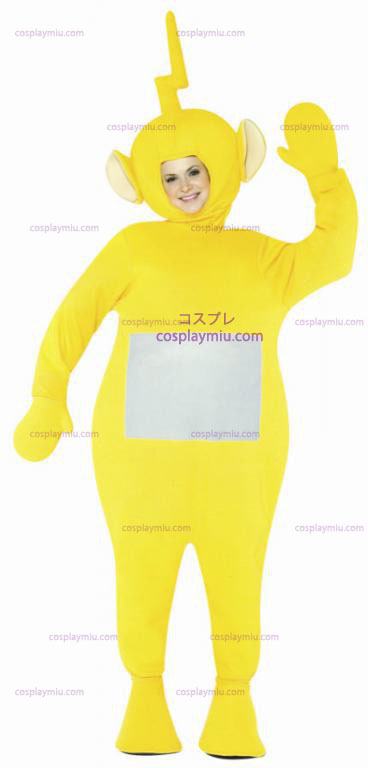 Teletubbies laalaa Adult Kostüme
