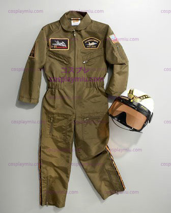 Armed Forces Pilot Suit