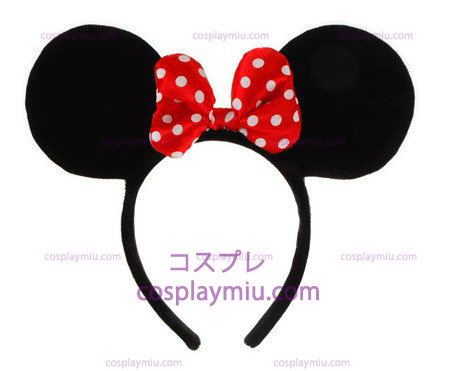 Minnie Maus Ears Headband