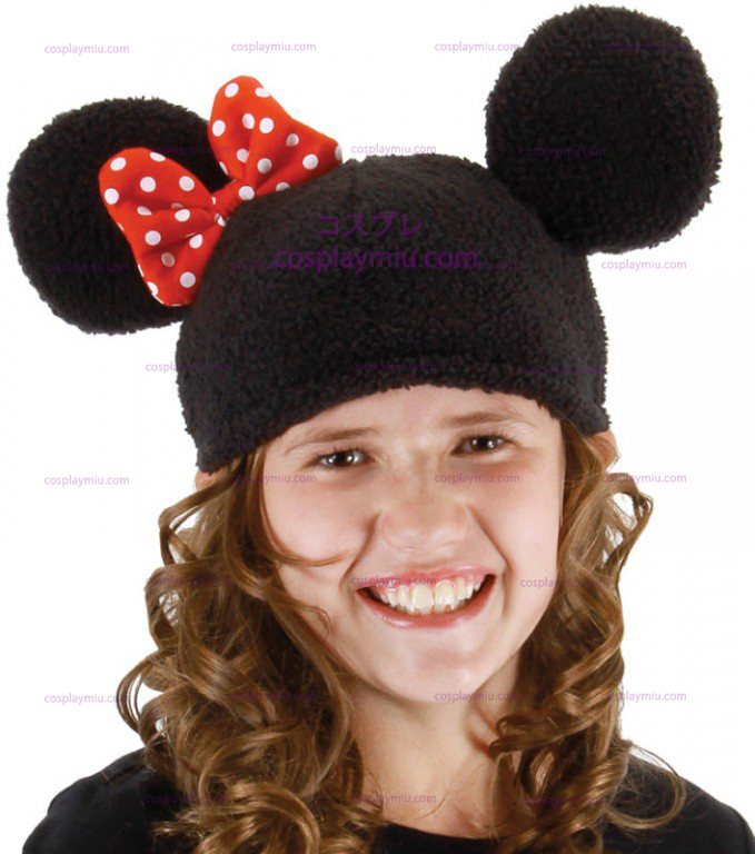 Minnie Maus Beanie Hut