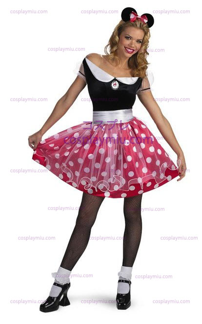 Minnie Maus Adult Kostüme