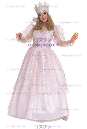 Wizard Of Oz Glinda gute Hexe Adult Kostüme