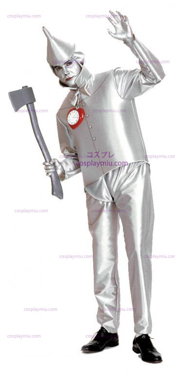 Wizard of Oz Tin Man Adult Kostüme