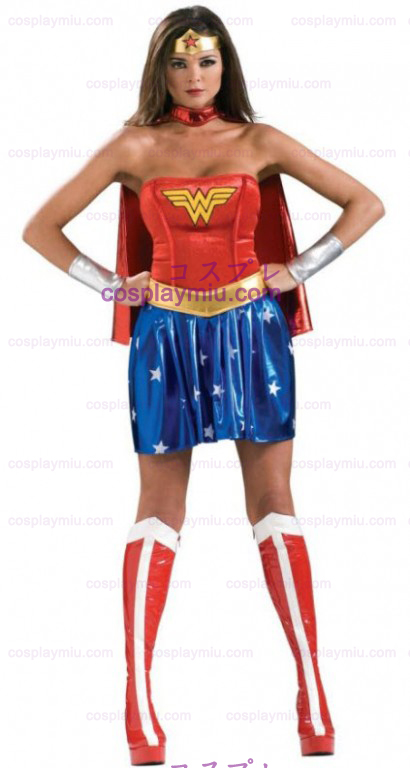 Secret Wishes Wonder Woman Adult Kostüme