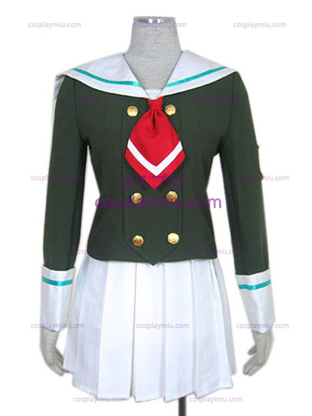 Graduate School of Women Uniform Regel Seiso Corda Primo Passo Gold
