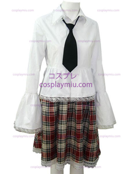 Japanese School Zeichentrickfiguren Uniform Kostüme
