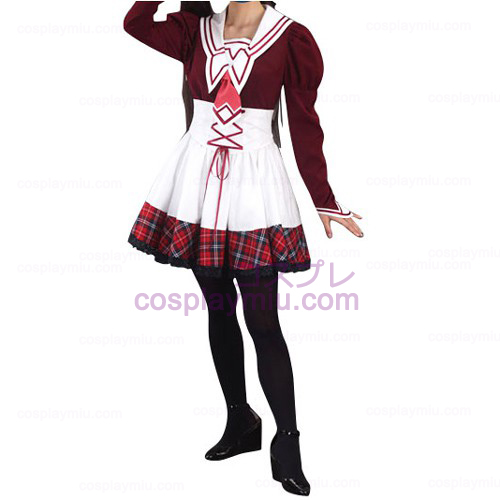 School Girl Uniform cosplay Kostüme