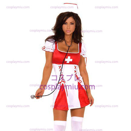 Head Nurse Sexy Adult Kostüme