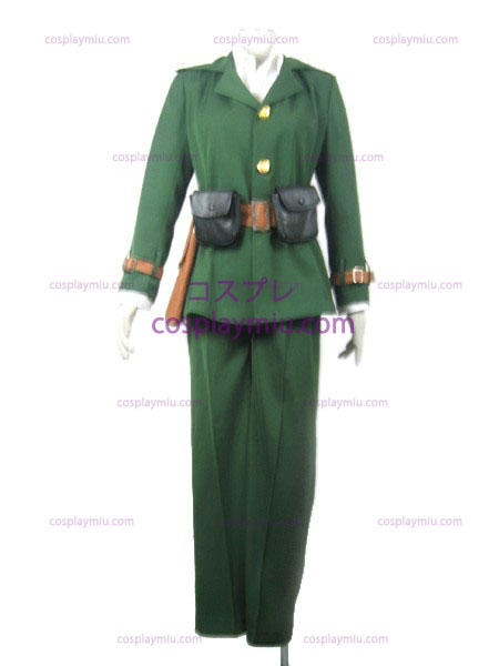 Police Uniform KostümesICartoon Zeichen Uniformen