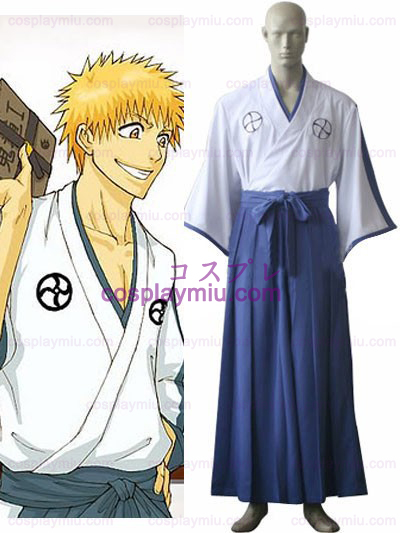 Bleach Shinigami Academy Boy Uniform Cosplay Kostüme