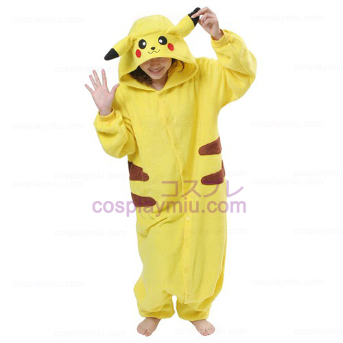 Pokemon Pikachu Cosplay Kostüme Damen
