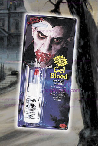 "Living Nightmare ""Blood Gel"