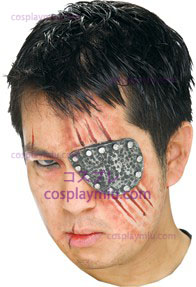 Eye Patch Metall Prostetic