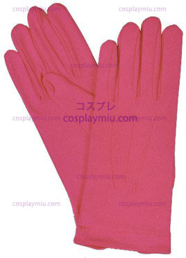 Handschuhe Nylon W Snap-Hot Pink