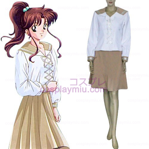 Sailor Moon Lita Frauen Cosplay Kostüme