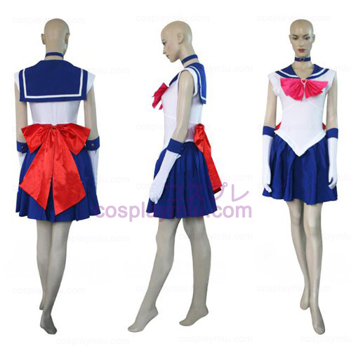 Sailor Moon Sailor Saturn Hotaru Tomoe Halloween Cosplay Kostüme