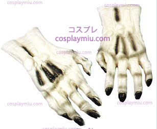 White Hands Skeleton