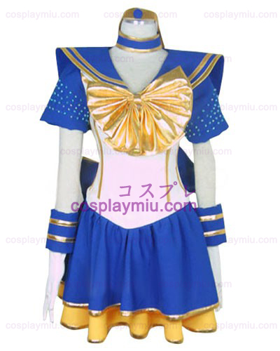 Sailor Moon Sera Myu Sailor Merkur Cosplay Kostüme