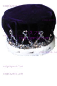 Sequin Crown Mit Turban