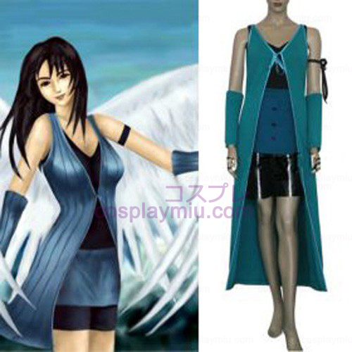 Final Fantasy VIII Rinoa Cosplay Kostüme