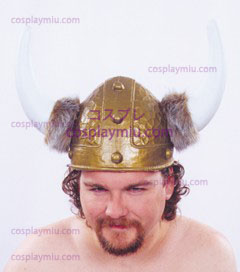 Viking Helm Gold-