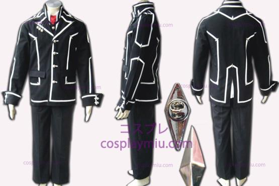Vampire Knight Zero Kiryu Cosplay Kostume